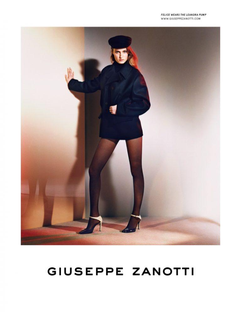 Giuseppe Zanotti Fall/Winter 2019 Campaign