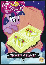 My Little Pony Elements of Harmony Series 2 Trading Card