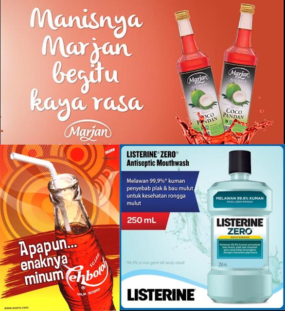 Carilah contoh iklan dari media cetak