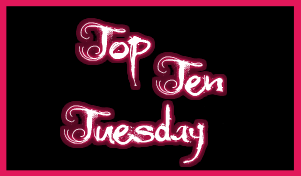 Top Ten Tuesday (34)