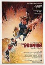 """Carátula del DVD: """"Los Goonies"""""""