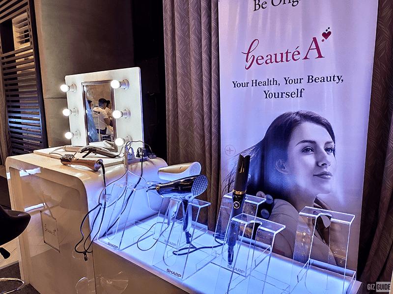 Beauty appliances for women