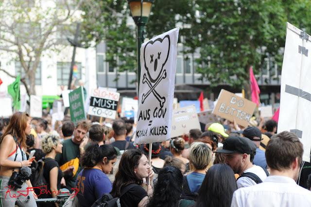 Sydney Climate Rally - 'Koala Killers'