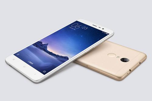 Thiết kế sang trọng của Xiaomi Redmi Note 4