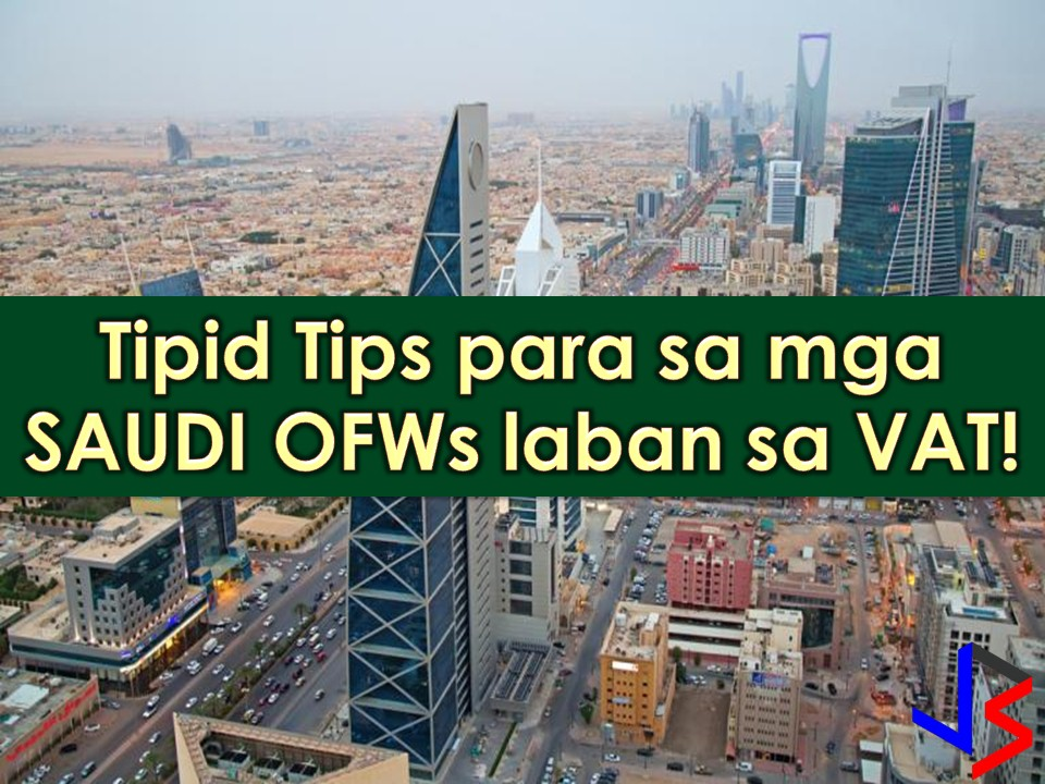 The imposition of 5 percent Value Added Tax (VAT) in almost all goods and services in Saudi Arabia affects all people living in the country, even Overseas Filipino Workers (OFW) and other expat workers in the Kingdom.    With the imposition of the VAT, the electric bill is said to increase threefolds, along with vegetable and fruit products prices that will hike up to 40 percent, dairy products, and petroleum products are also rising that resulted to fare hike in public transport.    These things are affecting thousands of OFWs working in the Gulf Region.