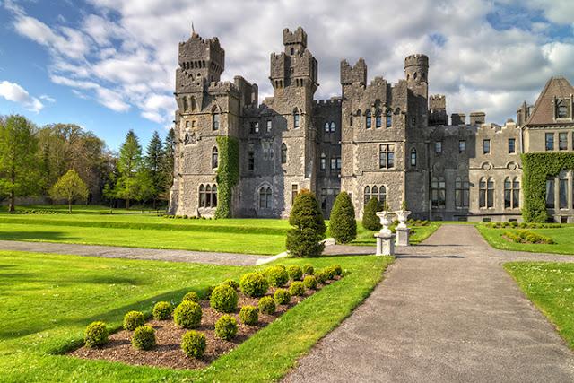 Imagen de un Castillo Medieval