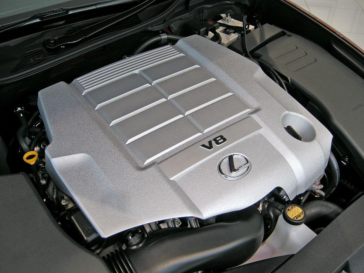 Toyota UR Engine V8
