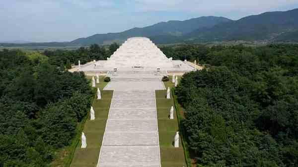 The Mausoleum of King Tangun