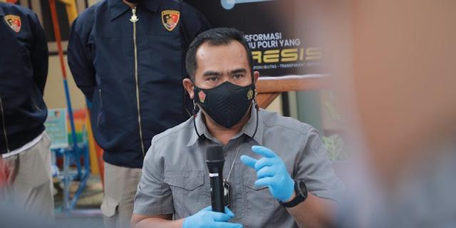 Ancam dan Todongkan Senpi ke Aktivis PMII, Komplotan Debt Collector dan Oknum Polisi Diringkus