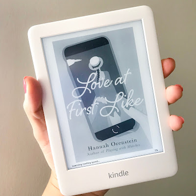 love at first like book review