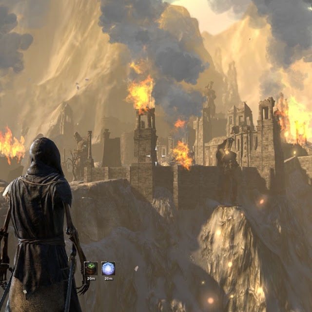 Trial The Elders Scrolls Online Wallpaper Engine