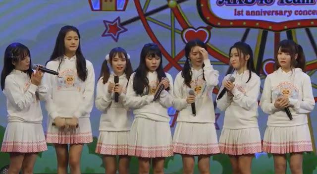 AKB48 Team SH 2nd generation promotion