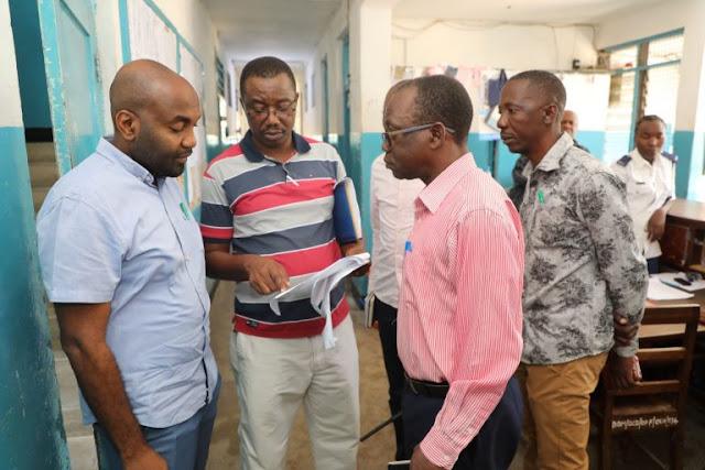 MASAUNI :  WAPENI DHAMANA MAHABUSU KUEPUSHA CORONA