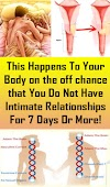 This Happens To Your Body on the off chance that You Do Not Have Intimate Relationships For 7 Days Or More!