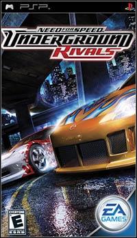 Need for Speed Underground Rivals PSP [Español - ISO]