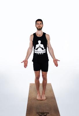 Tư thế Núi (Moutain Yoga pose)