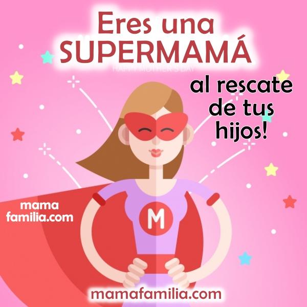 Reflexión para una mamá trabajadora mensaje, frases bonitas para mamá, feliz día de las madres, feliz cumple, felicidades, reflexión por Mery Bracho.