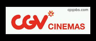 Lowongan Kerja Jakarra CGV Cinemas