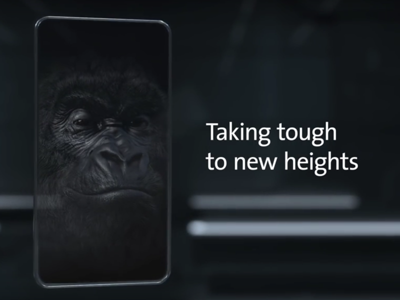Corning Gorilla Glass 5 Revealed. Provides Drop Resistance Up to 1.6 Meters High!
