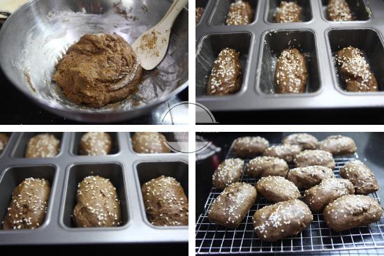 Resep Roti Gambang JTT