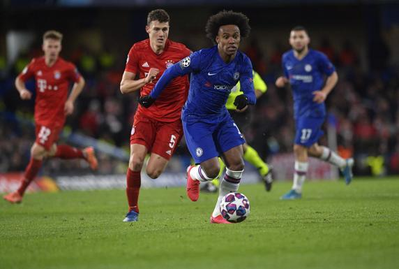 Atletico want to sign Willian as Barca cool down interest of Chelsea ace (MD)