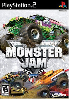 Download Monster Jam PS2 ISO
