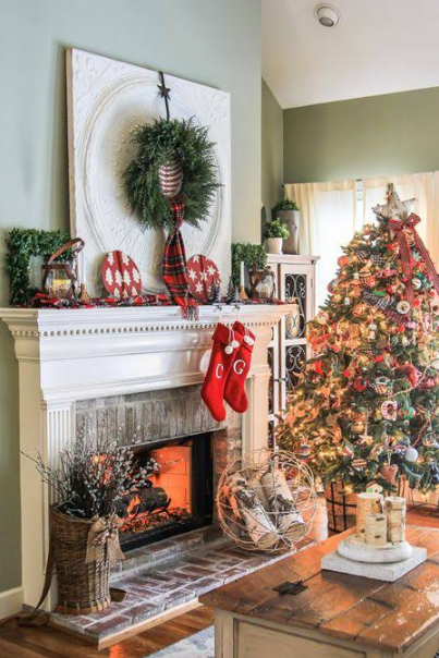 UNIQUE HOME DECORATING IDEAS FOR THE CHRISTMAS VACATION