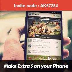 Whaff Code Invite
