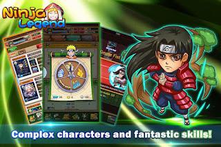 Game Android Naruto Terbaru Paling Populer Dimainkan