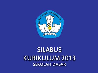Donwload Silabus Kurikulum 2013 SD