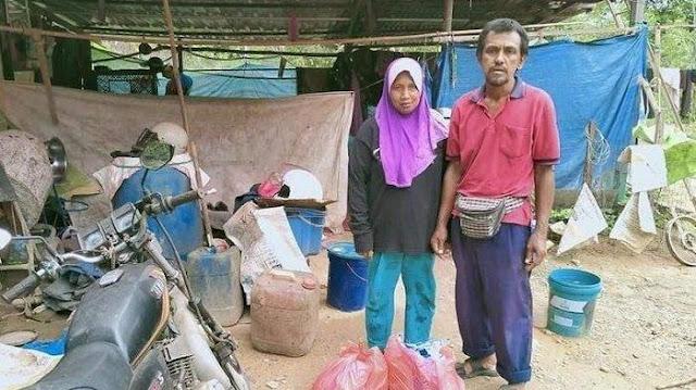 'Daun Kering Saja Tak Kelihatan' Viral Rumah Keluarga Tak Mampu Luarnya Kumuh Isinya Menakjubkan