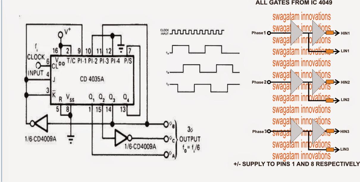 3 phase motor to generator wiring diagram on