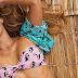 Biquíni de cintura alta conquista Carolina Dieckmann em moda praia. Fotos!