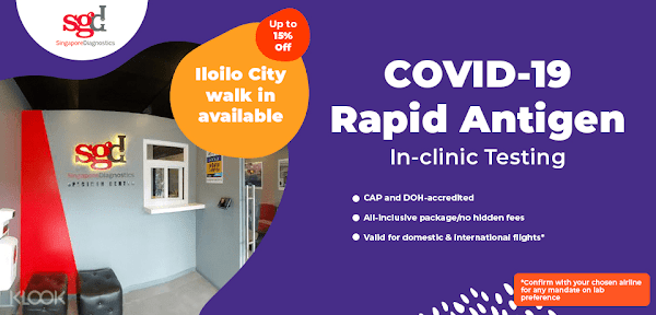 Where to Get Affordable RT-PCR and Antigen Testing in Iloilo?