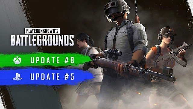 PUBG Update for Xbox and PS4 brings new controls