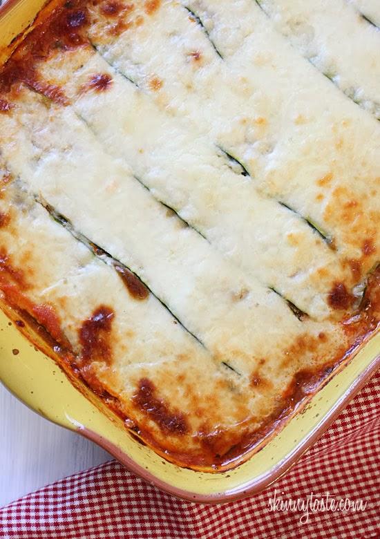 Zucchini Lasagna Original Italian Recipe