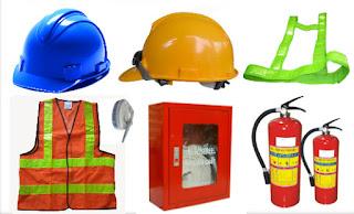 Vận chuyển đồ bảo hộ lao động, thiết bị chữa cháy