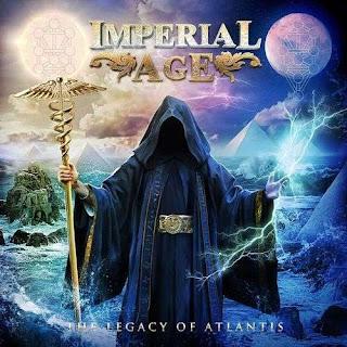"""Ο δίσκος των Imperial Age """"The Legacy of Atlantis"""""""