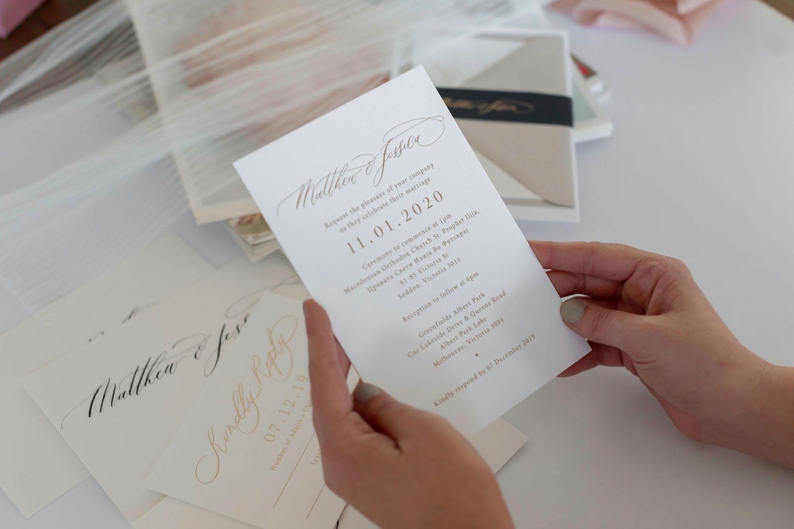 images by george john photography sydney wedding calligraphy engraving stationery bridal gifts