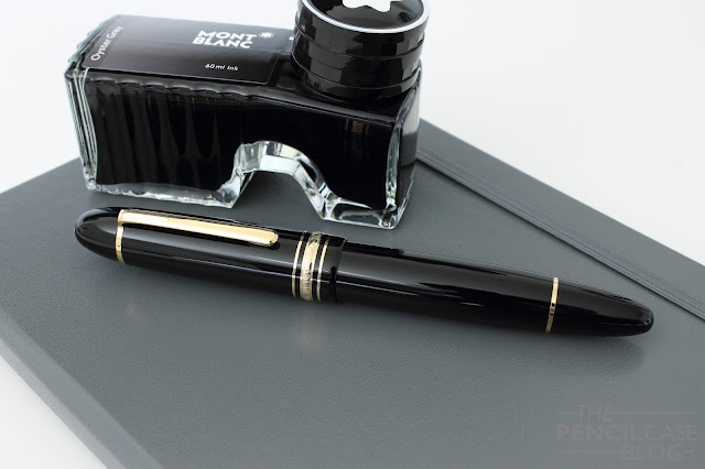 Montblanc Meisterstuck 149 fountain pen review
