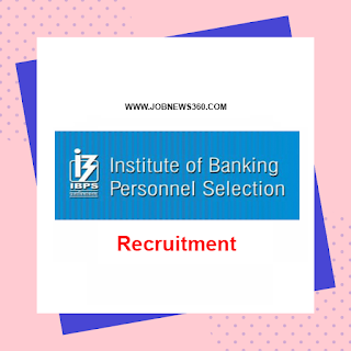 IBPS Recruitment 2019 for Specialist Officer (SO) (1163 Vacancies)