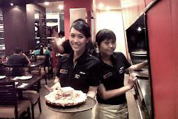 Daftar Honor Karyawan Pizza Hut
