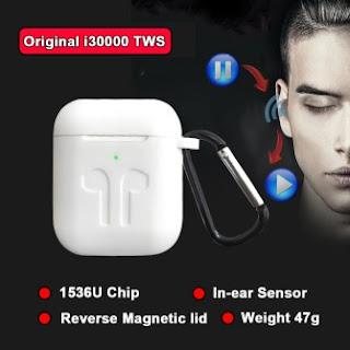 i30000 TWS Bluetooth Headset