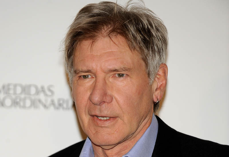 Watchful Eyes Of A Silhouette: Is Harrison Ford Gay?