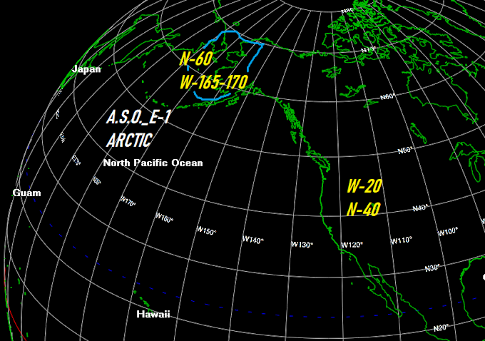 A.S.O.-E Analysis Climate Change North Earth Hemisphere may 2020