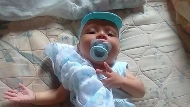 Pai quebra costelas e mata bebê de 3 meses porque não aguentava mais o choro
