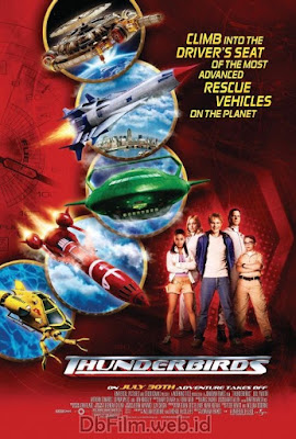 Sinopsis film Thunderbirds (2004)