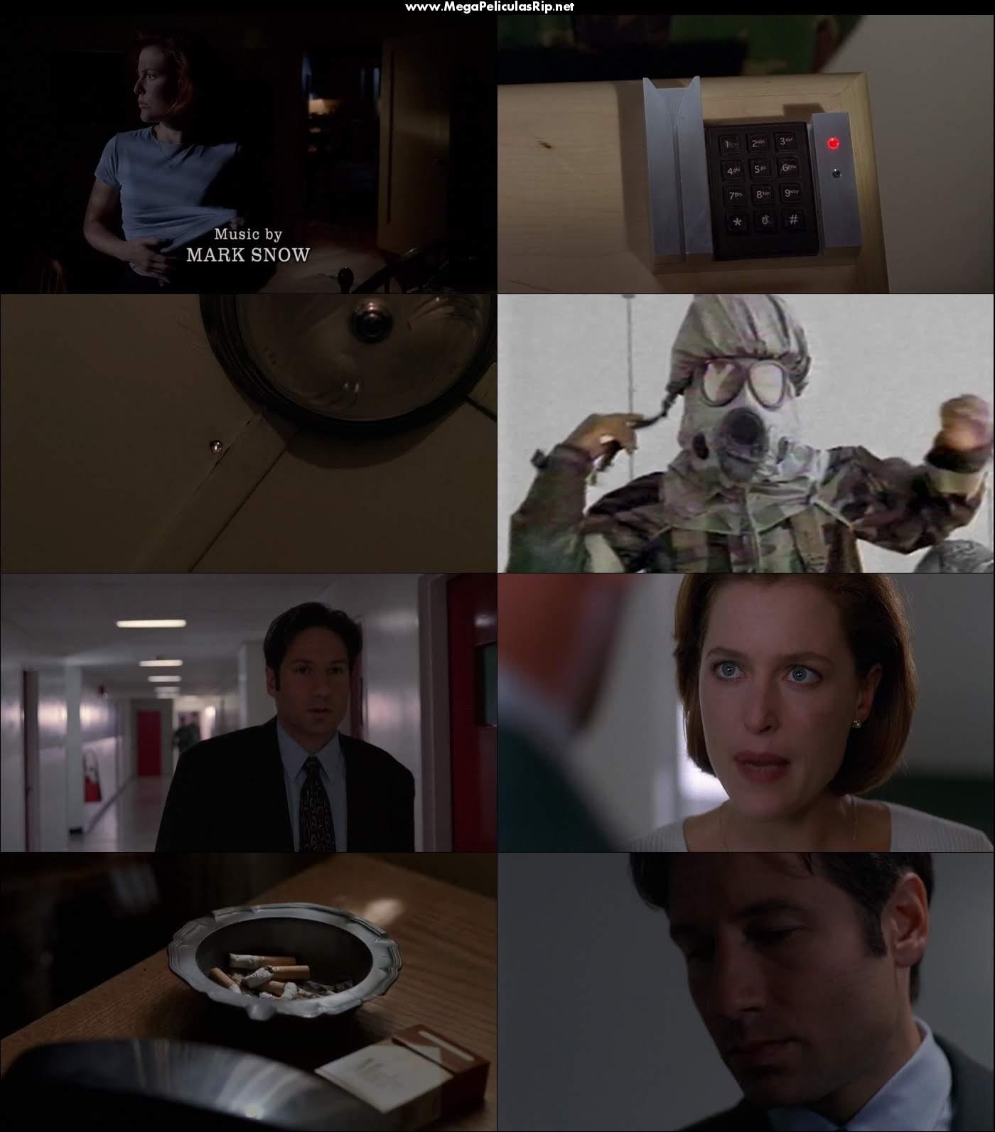 The X-Files Temporada 5 720p Latino