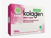 Sabun Kolagen Transparan HPAI Solusi untuk kulit anda