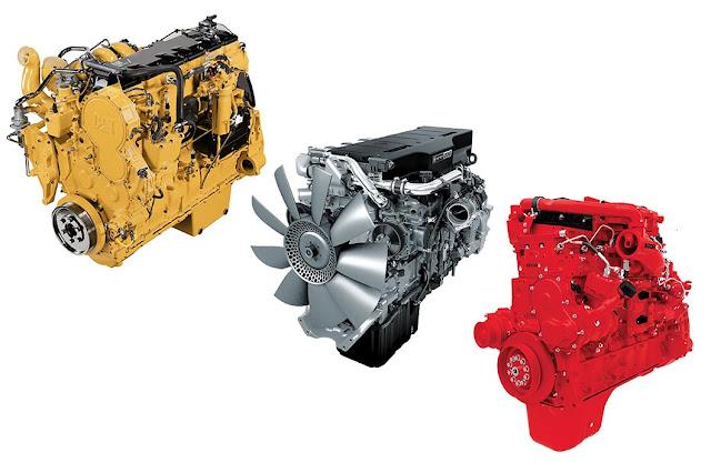 Klasifikasi Engine